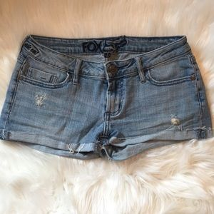 Fox Racing Denim Shorts